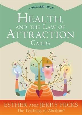 Health and the law of attraction cards - Pure & Simple Holistic