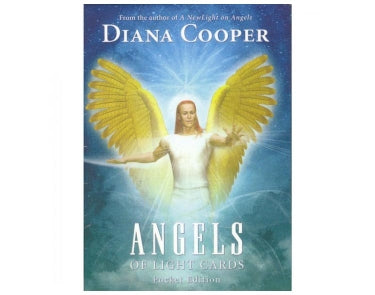 Angels of the light Pocket Deck - Pure & Simple Holistic
