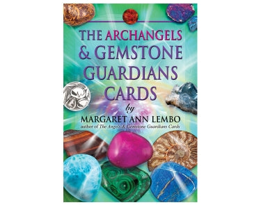 The Archangels & Gemstone Tarot Cards