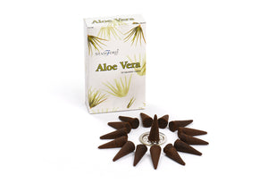 Aloe Vera Cones - Pure & Simple Holistic