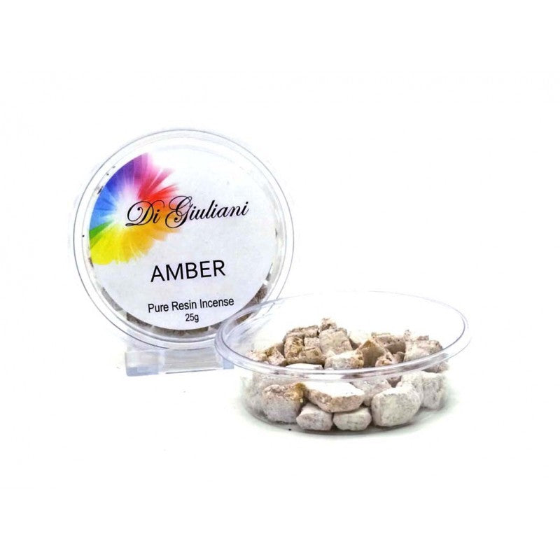 Amber Resin - Pure & Simple Holistic