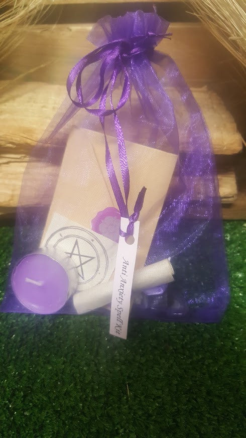 Anti Anxiety Spell Kit - Pure & Simple Holistic
