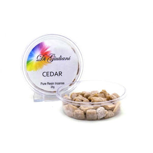 Cedar Resin - Pure & Simple Holistic