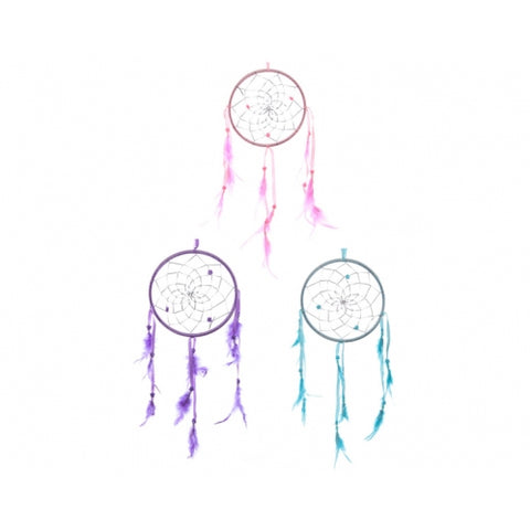 Coloured Dreamcatcher