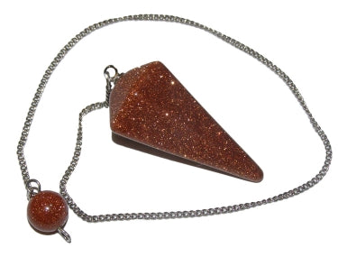 Goldstone (Red) Cone Pendulum