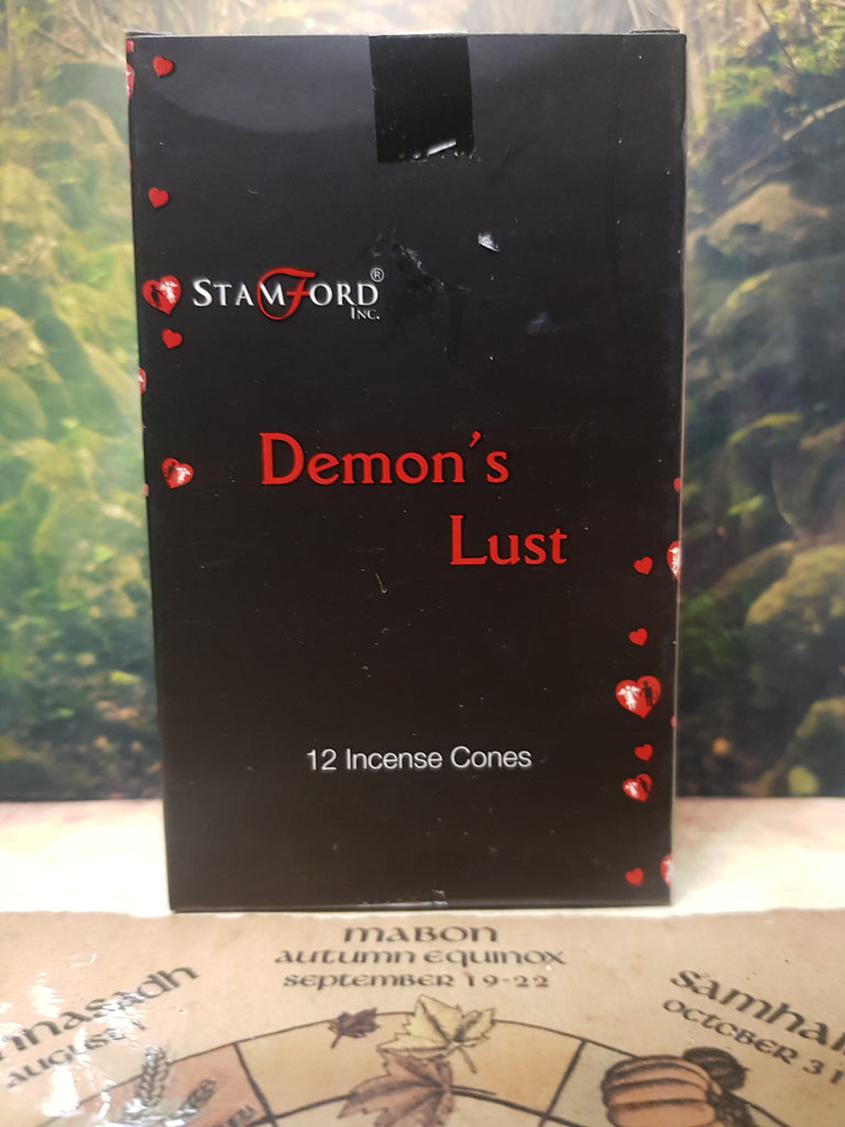 Demons Lust Cones - Pure & Simple Holistic