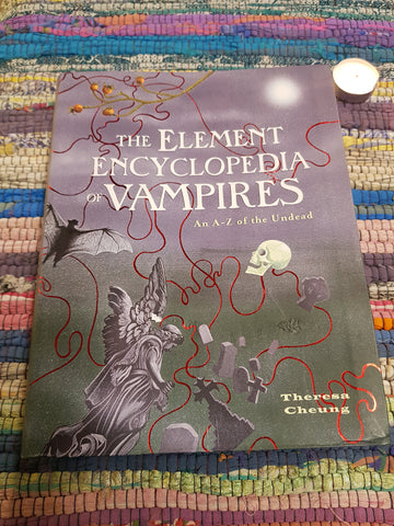 The Element Encyclopedia of Vampires. The A - Z of the Undead. - Pure & Simple Holistic
