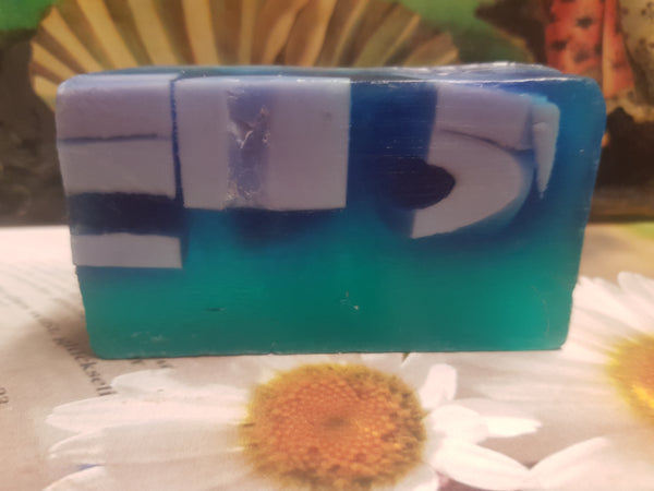 Blueberry Delight Soap - Pure & Simple Holistic