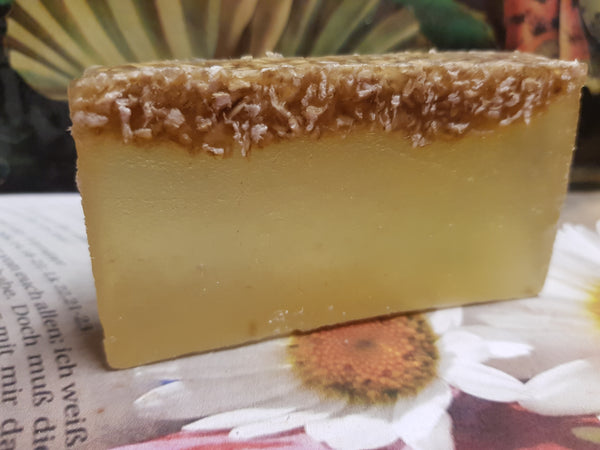 Honey and Oatmeal Soap - Pure & Simple Holistic