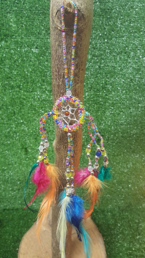 Beaded dreamcatcher - Pure & Simple Holistic