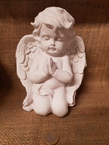 Large Angel Praying