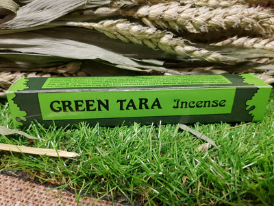 Green Tara Tibetan Herbal Incense