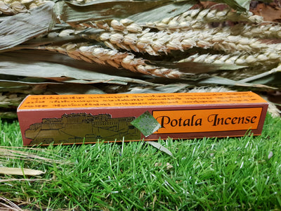 Potala Tibetan Herbal Incense