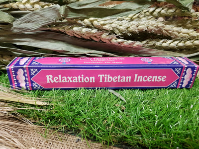Relaxation Tibetan Incense