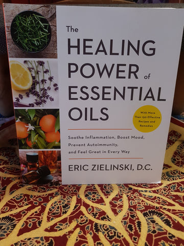 Healing Power of essential oils - Pure & Simple Holistic