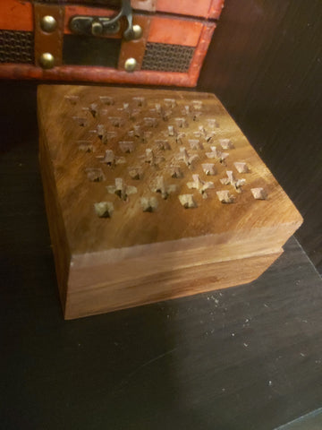 Wooden Box small