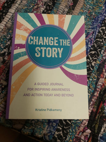 Change the Story Journal