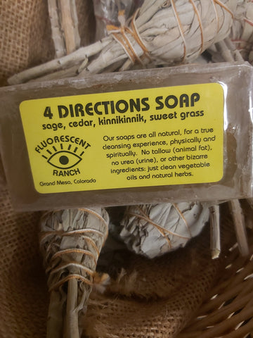 Four Directions Soap