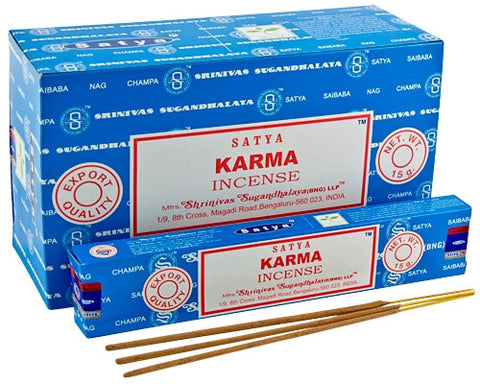 Karma - Pure & Simple Holistic