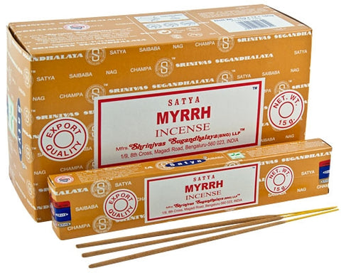 Myrrh - Pure & Simple Holistic