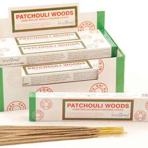 Patchouli Woods Incense