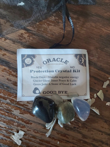 Protection Crystal Kit