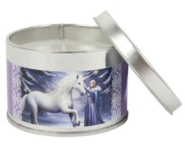 Pure Magic Unicorn Candle Tin