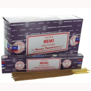 Satya Reiki Incense - Pure & Simple Holistic