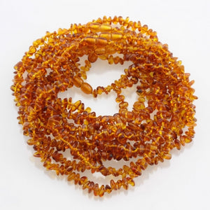 Baltic Amber Teething Necklace - Pure & Simple Holistic