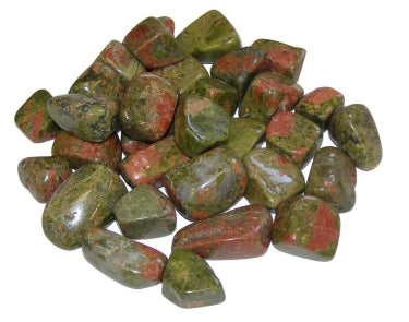 Unakite - Pure & Simple Holistic