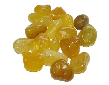 Yellow Agate - Pure & Simple Holistic