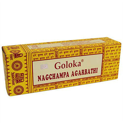 Goloka Dhoop Sticks - Pure & Simple Holistic