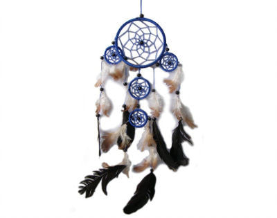 Dreamcatcher Feathers & Clay - Pure & Simple Holistic