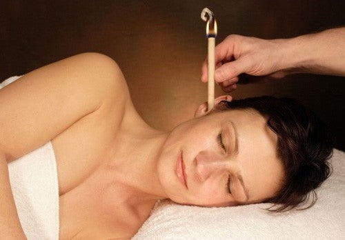 Ear Candle Sweet Orange - Pure & Simple Holistic