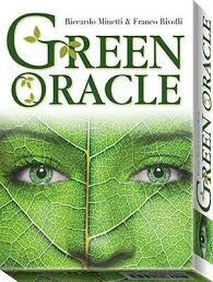 Green Oracle Cards