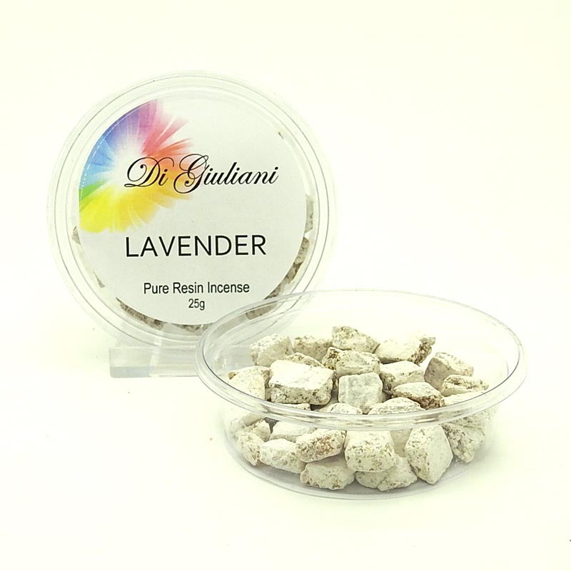 Lavender Resin - Pure & Simple Holistic