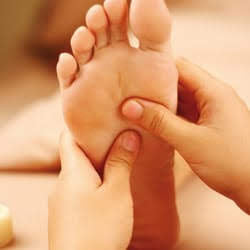 Aromatherapy Foot massage for Arthritis - Deposit - Pure & Simple Holistic