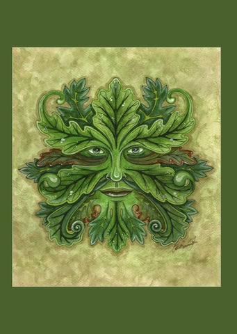 Green Man - Pure & Simple Holistic