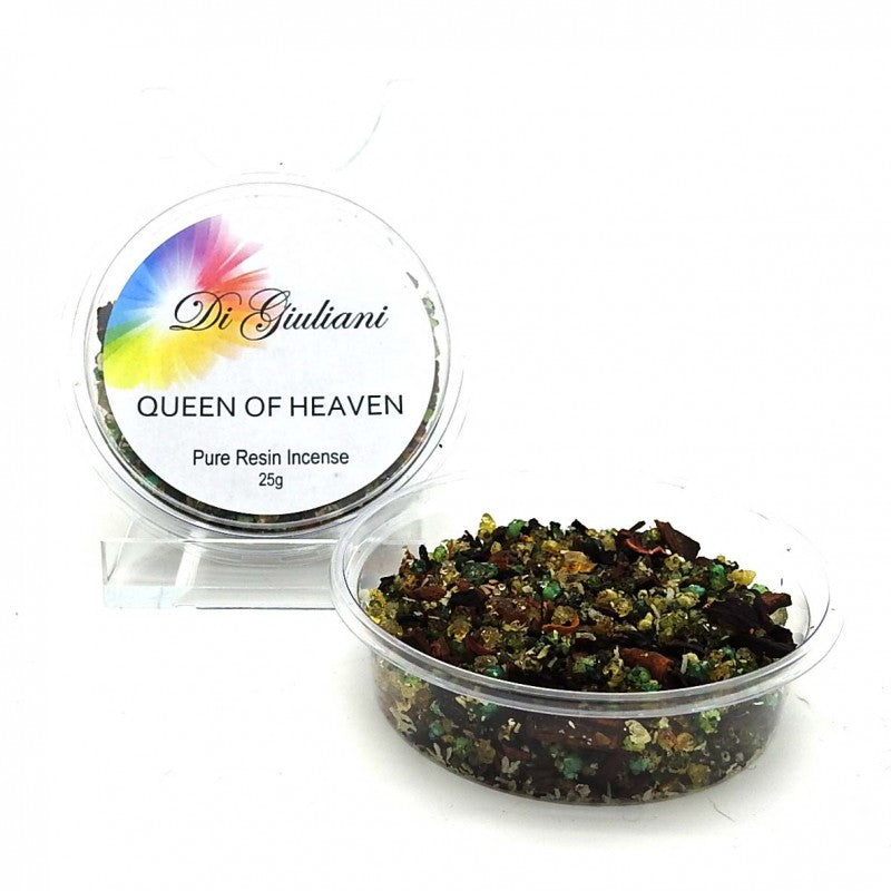 Queen of Heaven Resin - Pure & Simple Holistic