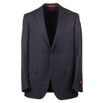 Isaia Slim-Fit 'Sanita' 140s Wool Suit