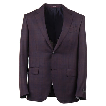 Ermenegildo Zegna Wool and Silk Sport Coat