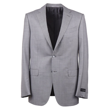 Ermenegildo Zegna 'Trofeo 600' Wool and Silk Suit