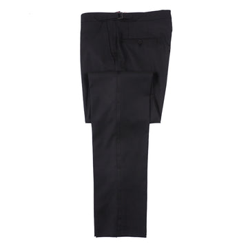 Isaia Slim-Fit Formal Tuxedo Pants - Top Shelf Apparel