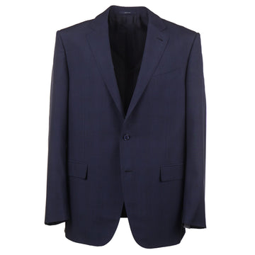 Ermenegildo Zegna 'Leggerissimo' Wool-Silk Suit - Top Shelf Apparel