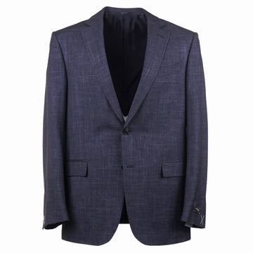 Ermenegildo Zegna 'Trofeo' Wool-Silk-Linen Suit - Top Shelf Apparel