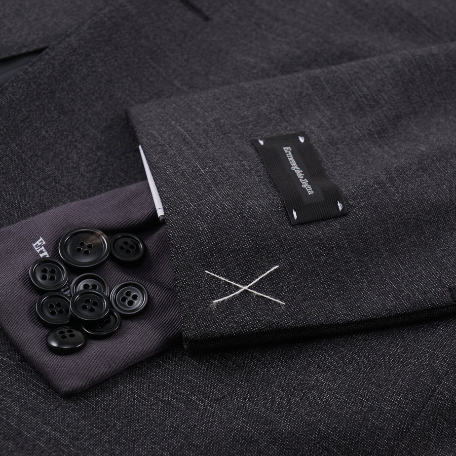 Ermenegildo Zegna 'Trecapi' Wool Suit - Top Shelf Apparel