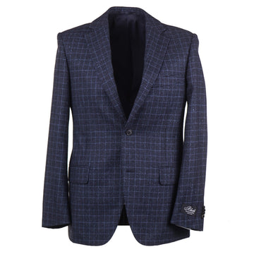 Belvest Soft-Woven Wool and Silk Sport Coat