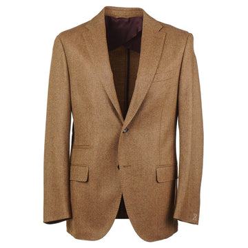 Luciano Barbera Wool-Cashmere Sport Coat