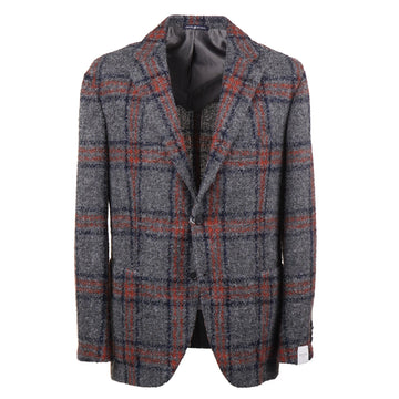 Orazio Luciano Wool-Alpaca-Mohair Sport Coat - Top Shelf Apparel