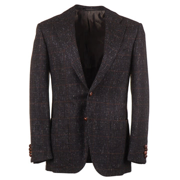 Kiton Slim-Fit Mélange Cashmere Sport Coat - Top Shelf Apparel